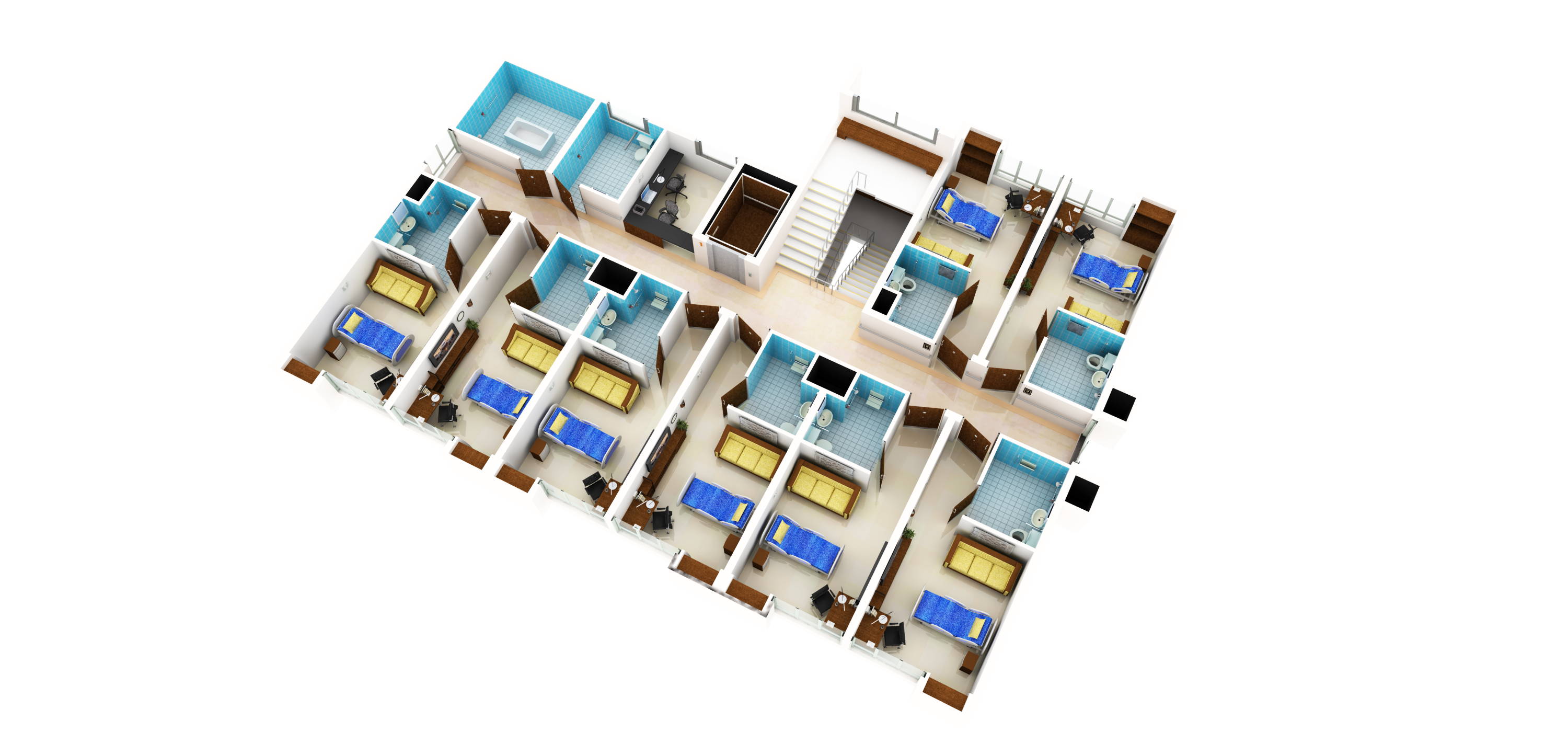 Assisted Living 2nd Floor
