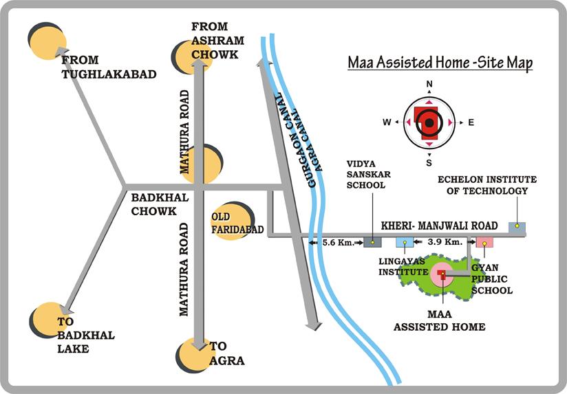 MAH-Site-Map